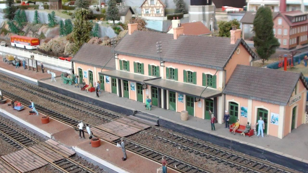 La grande gare